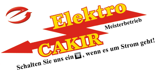 Elektro Cakir – Elektroinstallation, Beleuchtung und Systemtechnik im Raum Ingolstadt, Eichstätt, Weißenburg und Donauwörth
